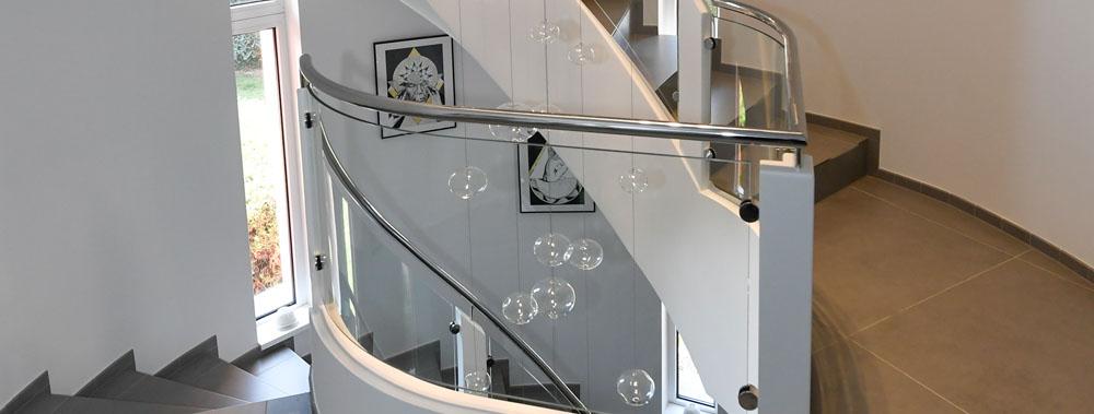 Escaliers particulier