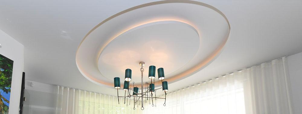 Plafond particulier